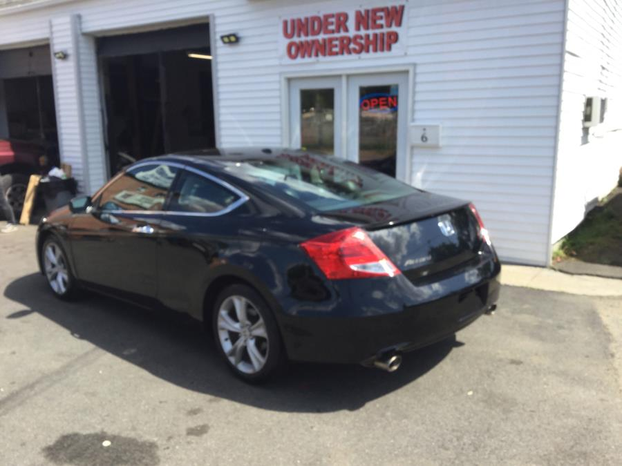 2011 Honda Accord Cpe EX-L3.5L, available for sale in Danbury, Connecticut | Car City of Danbury, LLC. Danbury, Connecticut