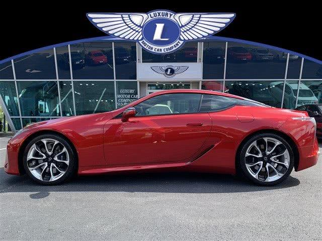 2018 Lexus Lc LC 500, available for sale in Cincinnati, Ohio | Luxury Motor Car Company. Cincinnati, Ohio
