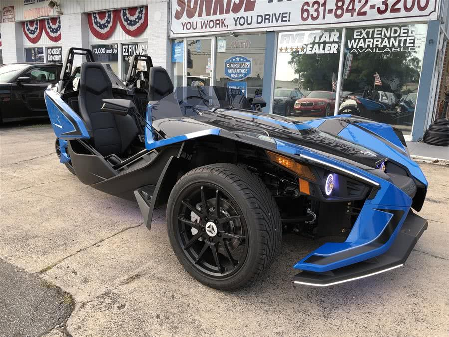 Used 2018 POLARIS SLINGSHOT in Jamaica, New York | Hillside Auto Mall Inc.. Jamaica, New York