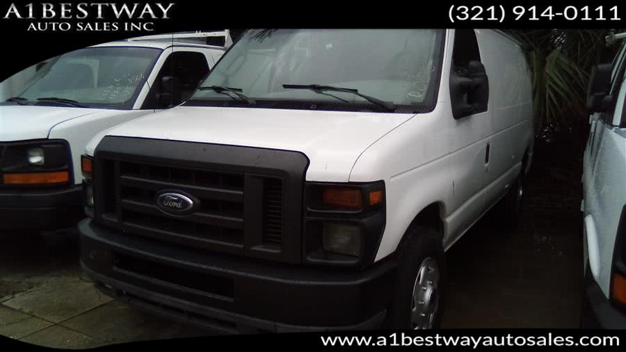 Used 2008 Ford Econoline Cargo Van in Melbourne , Florida | A1 Bestway Auto Sales Inc.. Melbourne , Florida