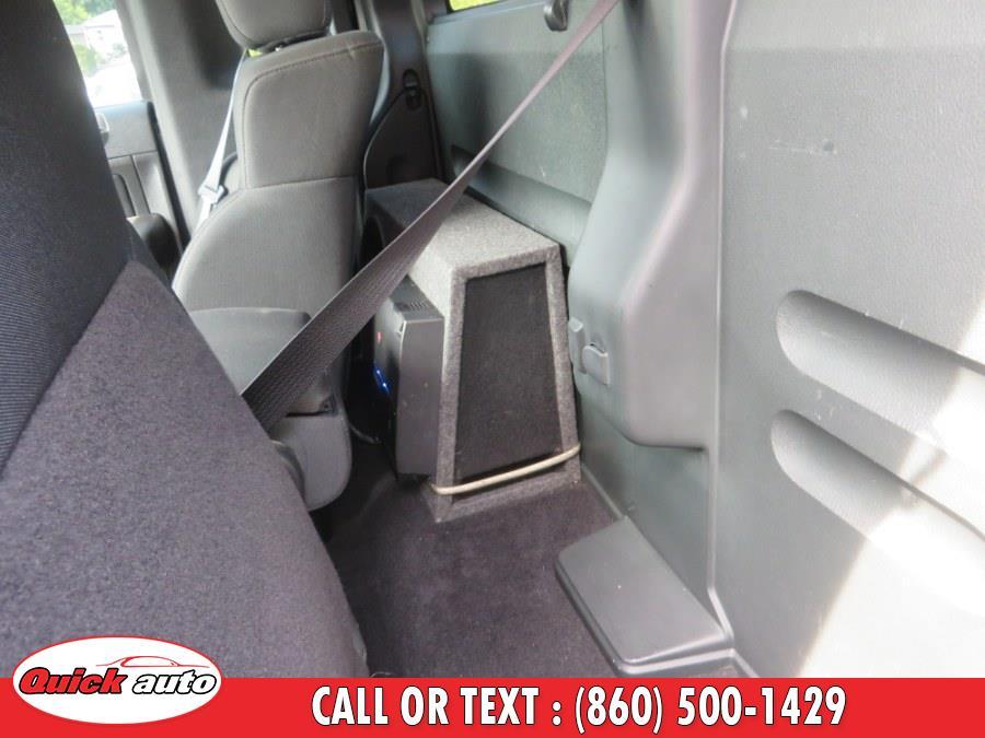 2007 Ford F-150 4WD Reg Cab Flareside 126