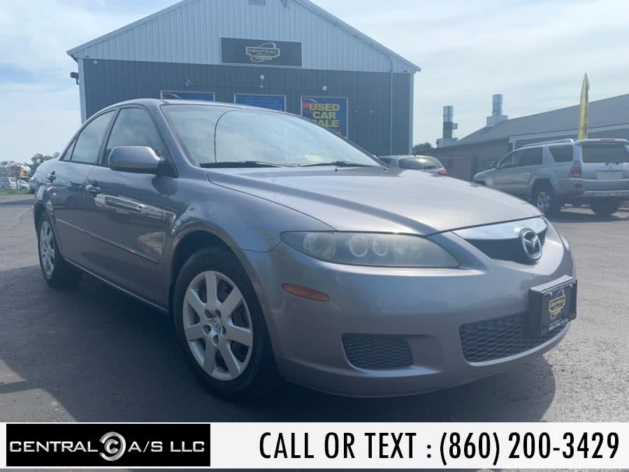 Used Mazda Mazda6 4dr Sdn i Auto 2006 | Central A/S LLC. East Windsor, Connecticut