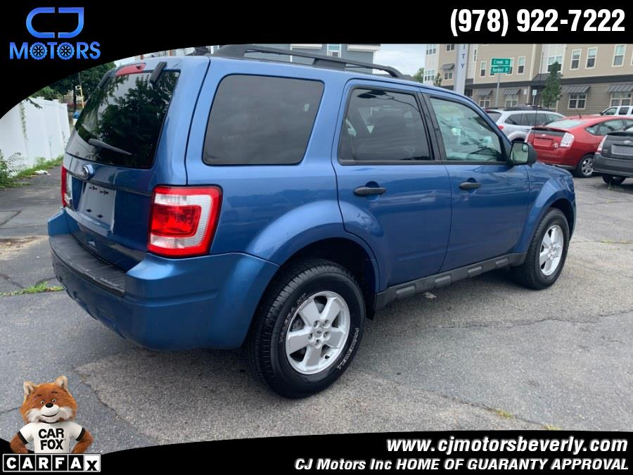Used Ford Escape 4WD 4dr XLT 2010 | CJ Motors Inc. Beverly, Massachusetts