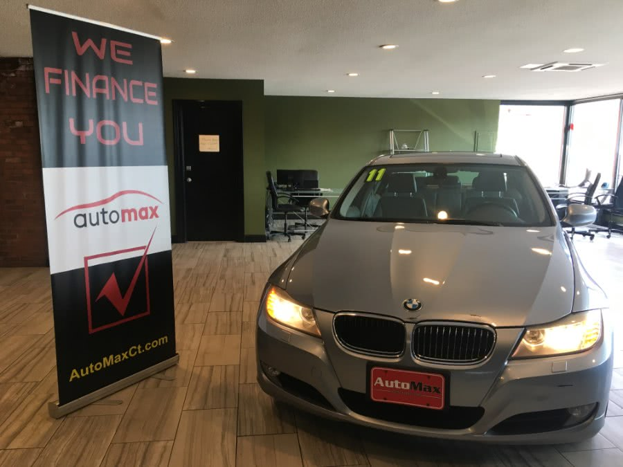Used 2011 BMW 3 Series in West Hartford, Connecticut | AutoMax. West Hartford, Connecticut