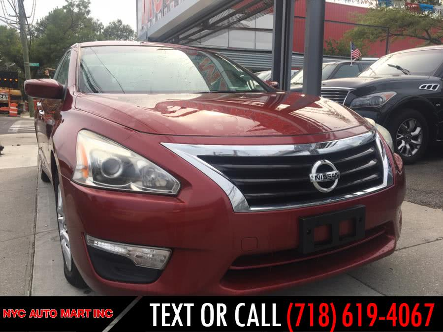 Used 2014 Nissan Altima in Brooklyn, New York | NYC Automart Inc. Brooklyn, New York
