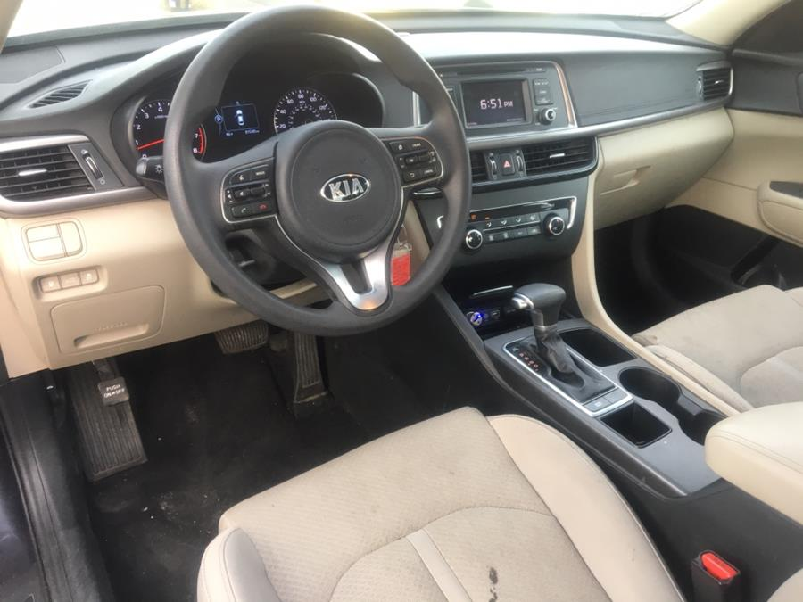 Used Kia Optima LX Auto 2017   NYC Automart Inc. Brooklyn, New York