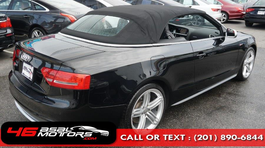 2012 Audi S5 2dr Cabriolet Premium Plus, available for sale in lodi, New Jersey | Asal Motors 46. lodi, New Jersey
