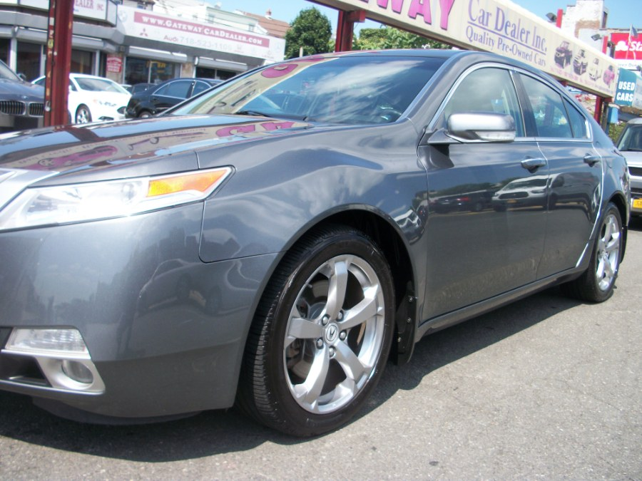 2010 Acura TL 4dr Sdn Auto SH-AWD Tech, available for sale in Jamaica, New York | Gateway Car Dealer Inc. Jamaica, New York
