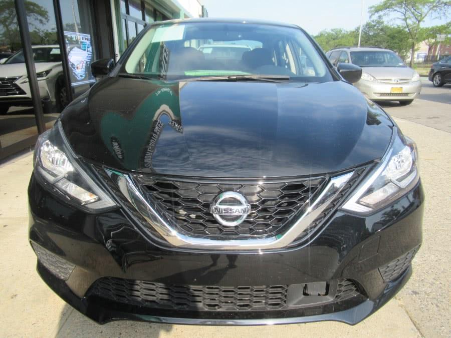 Used Nissan Sentra S CVT 2018 | Pepmore Auto Sales Inc.. Woodside, New York