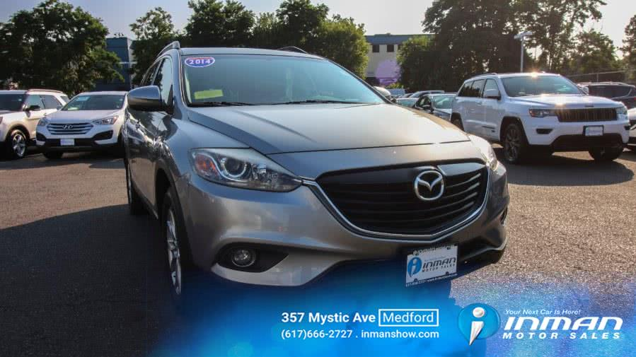 Used 2014 Mazda CX-9 in Medford, Massachusetts | Inman Motors Sales. Medford, Massachusetts