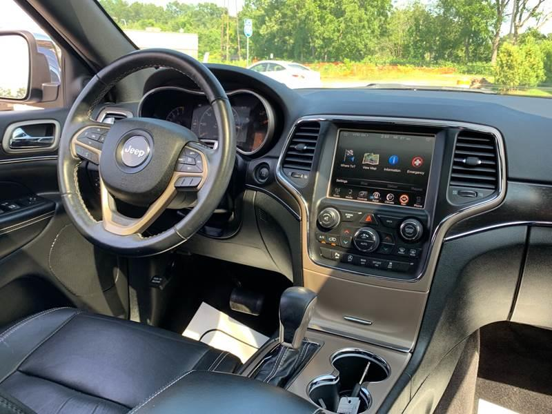 2016 Jeep Grand Cherokee Limited 4x4 4dr SUV, available for sale in Ludlow, Massachusetts | Ludlow Auto Sales. Ludlow, Massachusetts