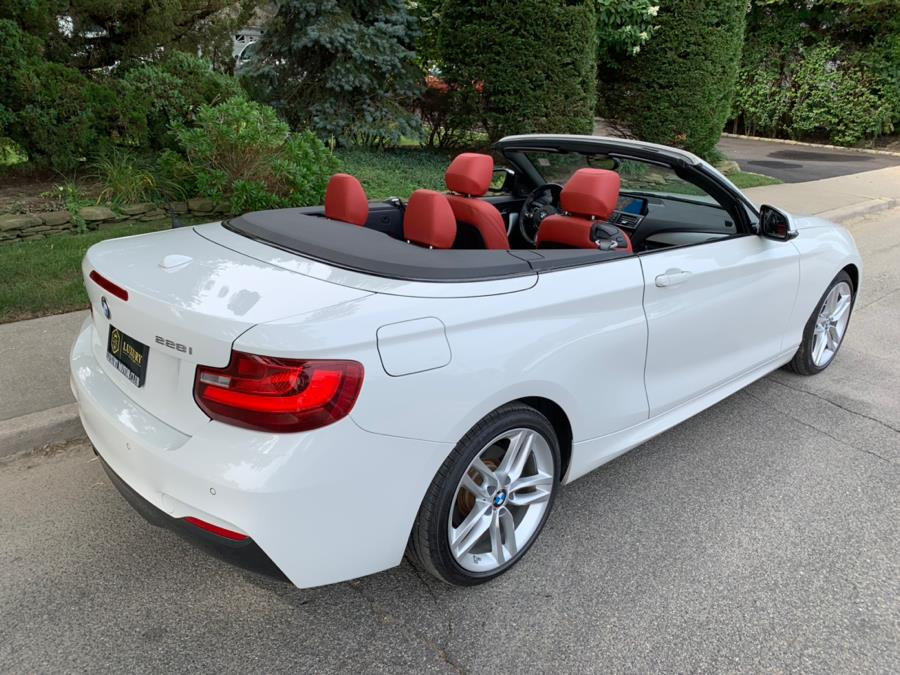 2016 BMW 2 Series 2dr Conv 228i xDrive AWD, available for sale in Franklin Square, New York | Luxury Motor Club. Franklin Square, New York
