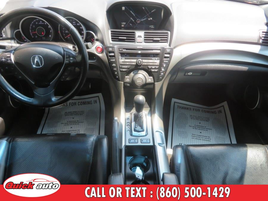 2011 Acura TL 4dr Sdn 2WD Tech, available for sale in Bristol, Connecticut | Quick Auto LLC. Bristol, Connecticut