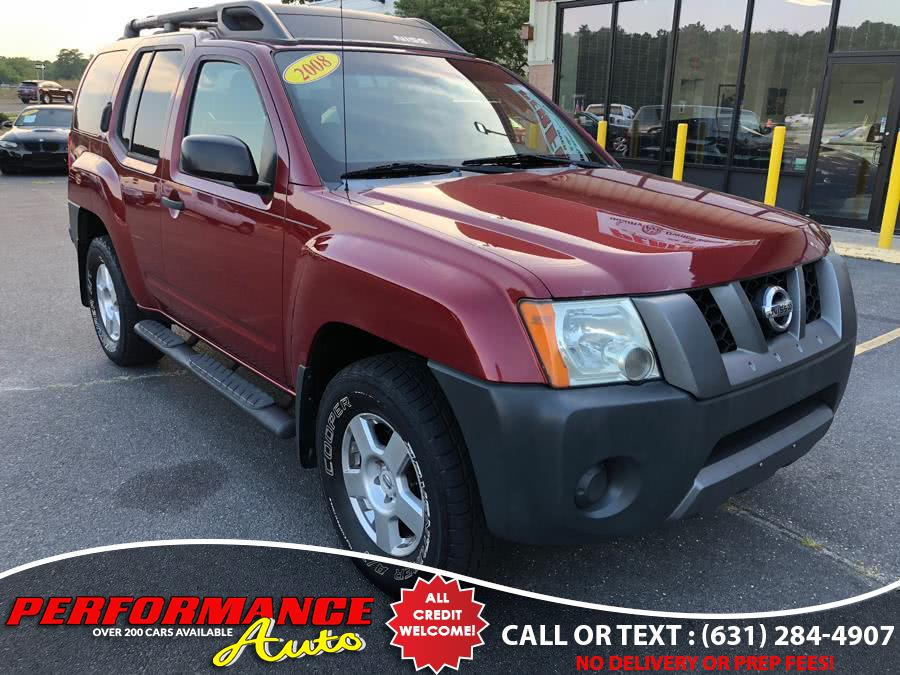 Used Nissan Xterra 4WD 4dr Auto S 2008 | Performance Auto Inc. Bohemia, New York