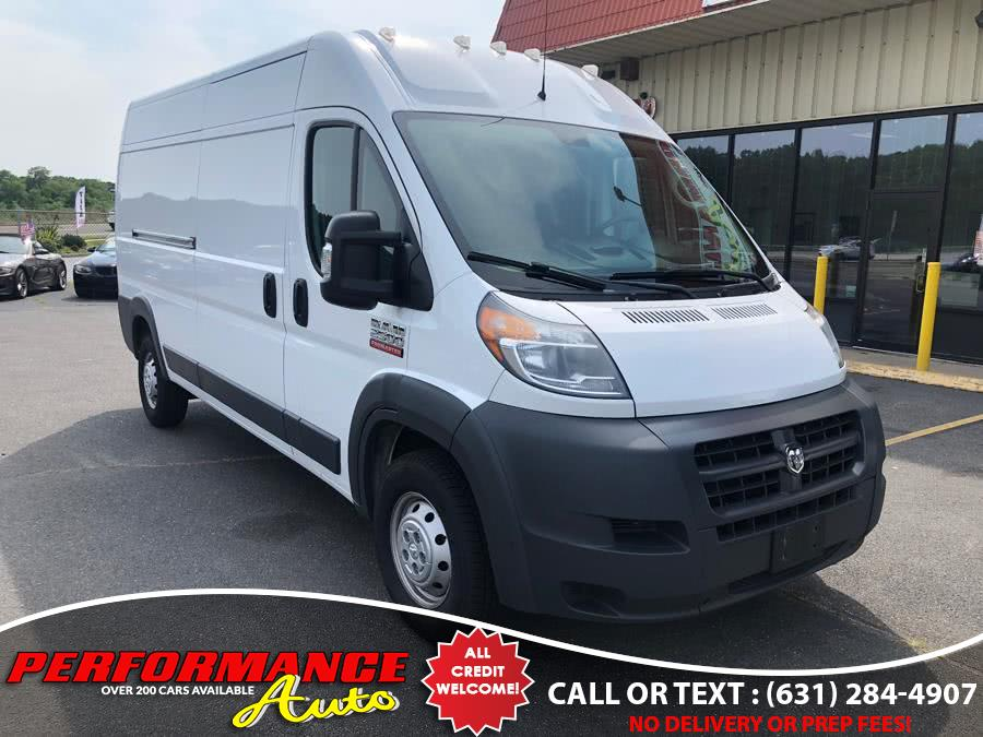 Used 2018 Ram ProMaster Cargo Van in Bohemia, New York | Performance Auto Inc. Bohemia, New York