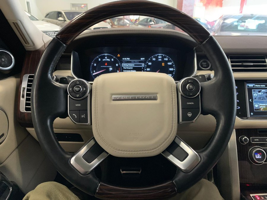 Used Land Rover Range Rover 4WD 4dr Supercharged 2016 | Northshore Motors. Syosset , New York