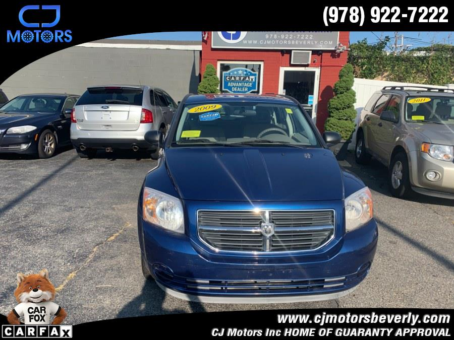 Used Dodge Caliber 4dr HB SXT 2009 | CJ Motors Inc. Beverly, Massachusetts