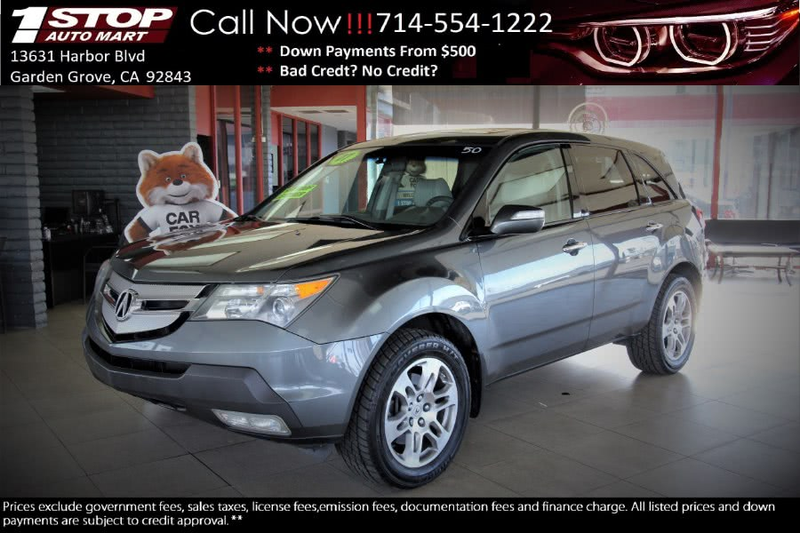 Used 2007 Acura MDX in Garden Grove, California | 1 Stop Auto Mart Inc.. Garden Grove, California