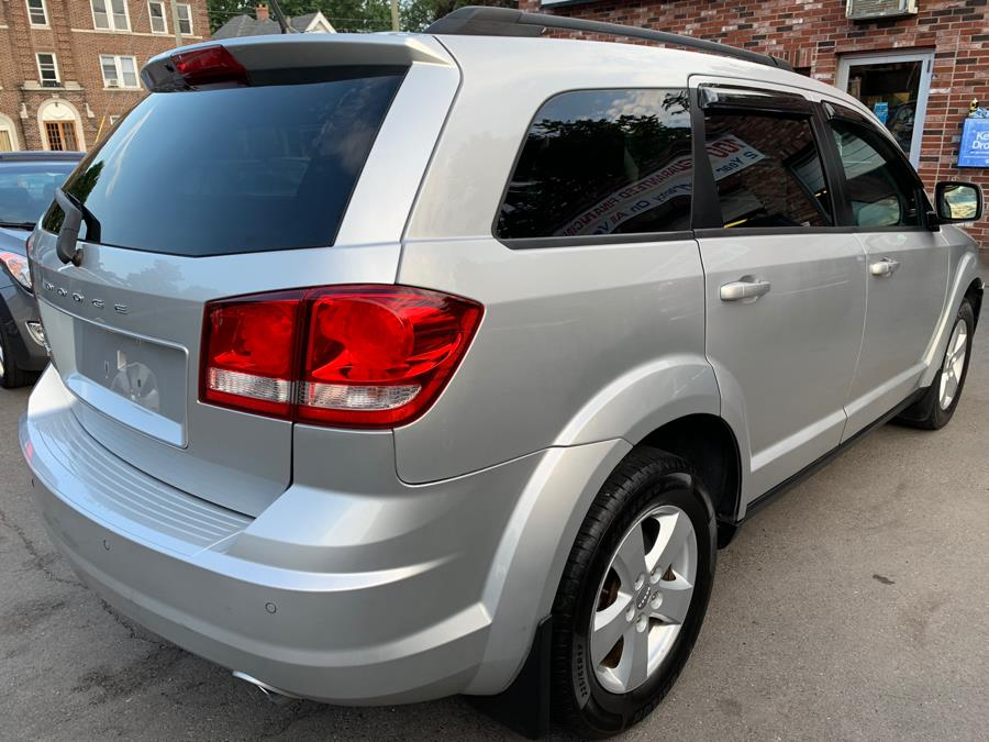 2011 Dodge Journey AWD 4dr Mainstreet, available for sale in New Britain, Connecticut | Central Auto Sales & Service. New Britain, Connecticut