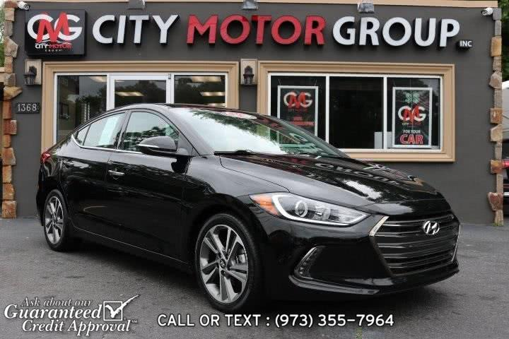 Used Hyundai Elantra Limited 2017 | City Motor Group Inc.. Haskell, New Jersey