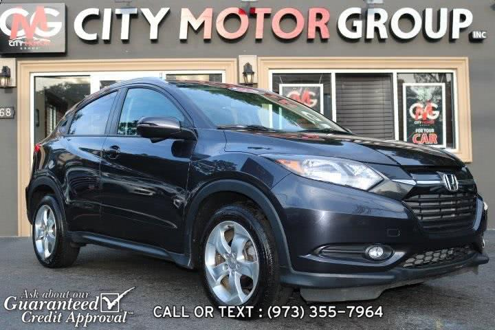 Used 2016 Honda Hr-v in Haskell, New Jersey | City Motor Group Inc.. Haskell, New Jersey