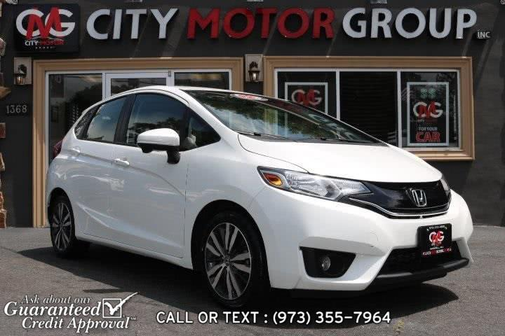 Used Honda Fit EX 2016 | City Motor Group Inc.. Haskell, New Jersey