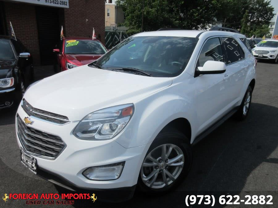 Used Chevrolet Equinox AWD 4dr LT w/2FL 2017 | Foreign Auto Imports. Irvington, New Jersey