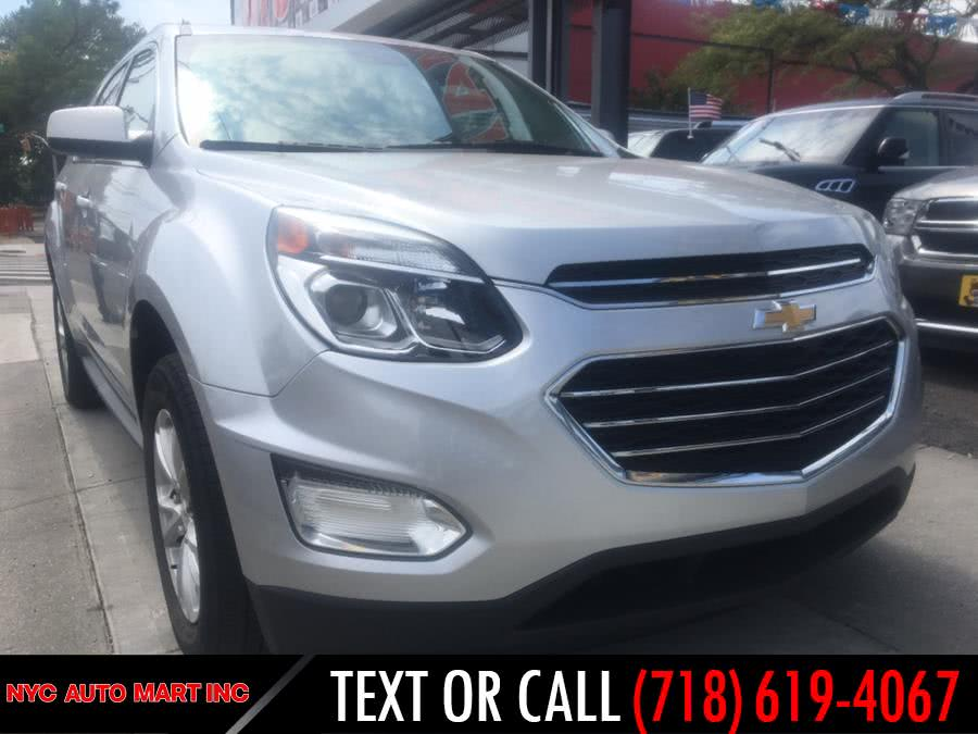 2017 Chevrolet Equinox AWD 4dr LT w/2FL, available for sale in Brooklyn, New York | NYC Automart Inc. Brooklyn, New York
