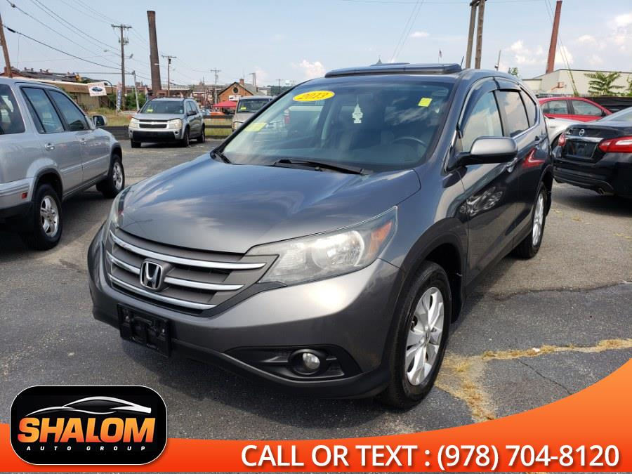 2013 Honda CR-V EX-L 4-Door 4WD SUV., available for sale in South Lawrence, Massachusetts | Shalom Auto Group LLC. South Lawrence, Massachusetts