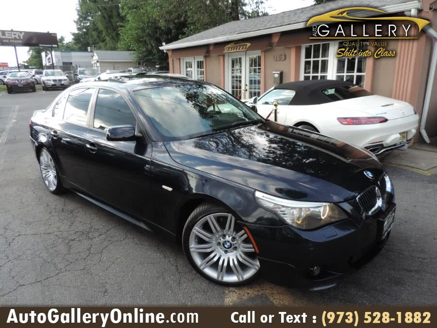 Used 2008 BMW 5 Series in Lodi, New Jersey | Auto Gallery. Lodi, New Jersey