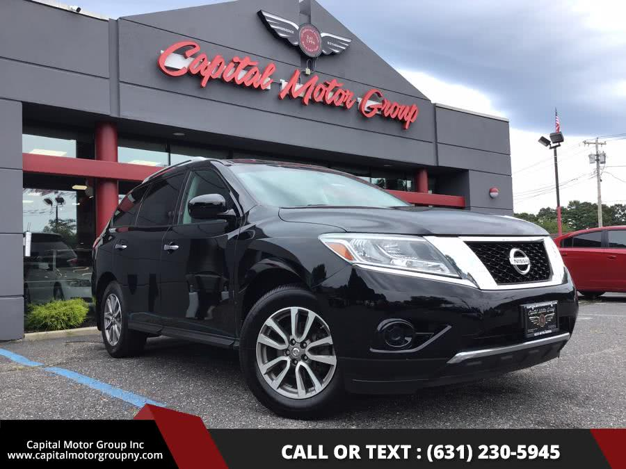 Used 2014 Nissan Pathfinder in Medford, New York | Capital Motor Group Inc. Medford, New York