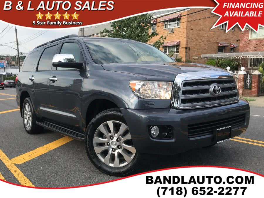 Used 2010 Toyota Sequoia in Bronx, New York | B & L Auto Sales LLC. Bronx, New York