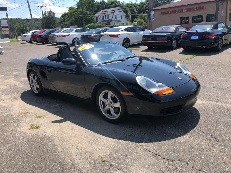 2002 Porsche Boxster 2dr Roadster 5-Spd Manual, available for sale in Waterbury, Connecticut | Tony's Auto Sales. Waterbury, Connecticut