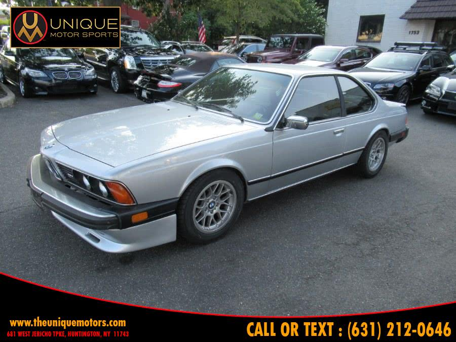 Used 1982 BMW 6 Series in Huntington, New York | Unique Motor Sports. Huntington, New York