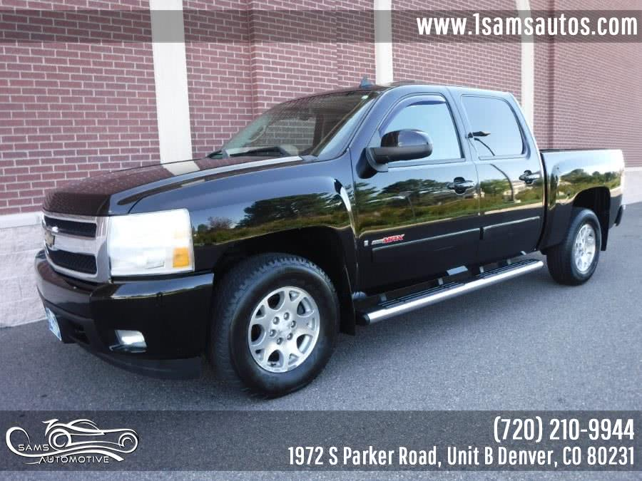 Used 2008 Chevrolet Silverado 1500 in Denver, Colorado | Sam's Automotive. Denver, Colorado