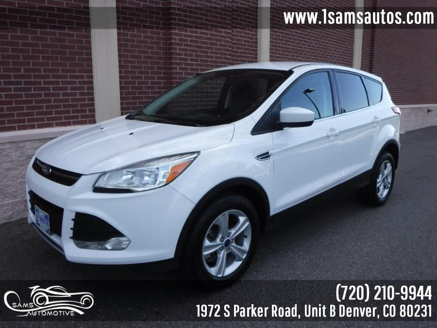 Used 2016 Ford Escape in Denver, Colorado | Sam's Automotive. Denver, Colorado