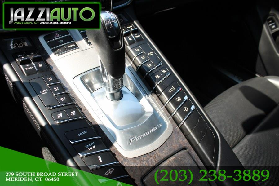 2013 Porsche Panamera 4dr HB Turbo, available for sale in Meriden, Connecticut | Jazzi Auto Sales LLC. Meriden, Connecticut