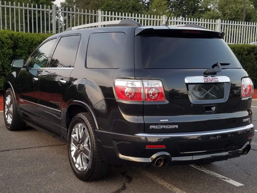 2011 GMC Acadia AWD 4dr Denali w/Leather,Navigation,Back-up Camera, available for sale in Queens, NY