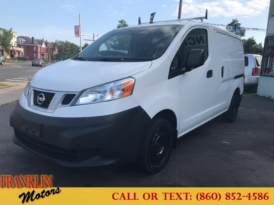 Used 2014 Nissan NV200 in Hartford, Connecticut | Franklin Motors Auto Sales LLC. Hartford, Connecticut