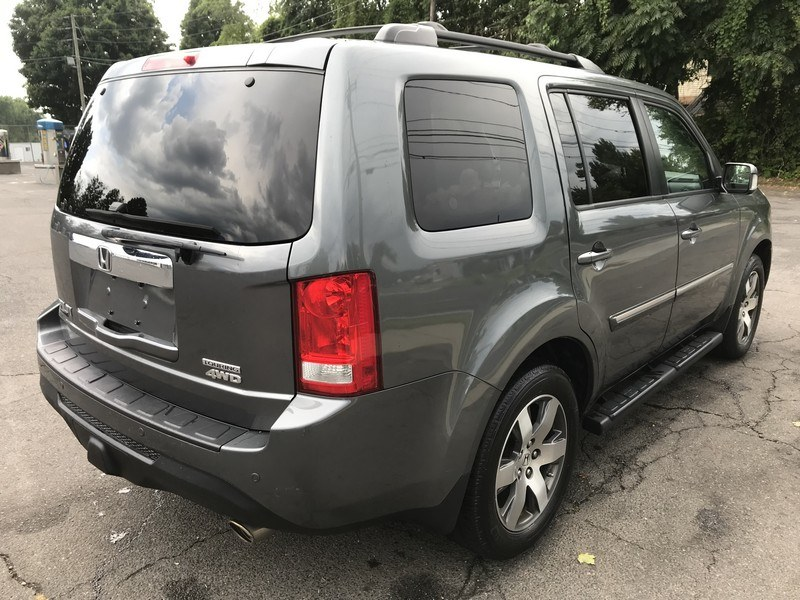 Used Honda Pilot 4WD 4dr Touring w/RES & Navi 2012 | Union Street Auto Sales. West Springfield, Massachusetts