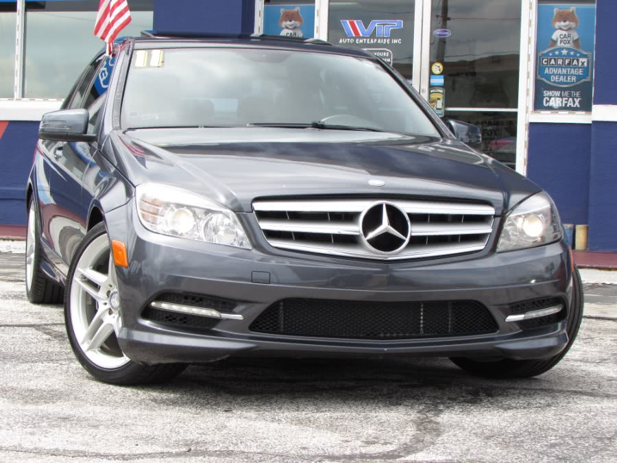 Used 2011 Mercedes-Benz C-Class in Orlando, Florida | VIP Auto Enterprise, Inc. Orlando, Florida