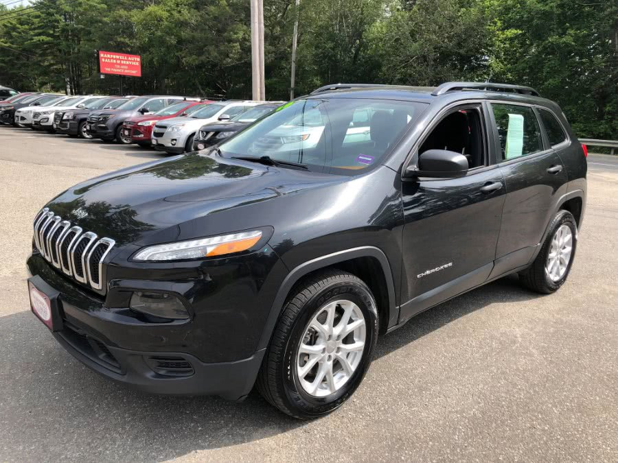 Used 2015 Jeep Cherokee in Harpswell, Maine | Harpswell Auto Sales Inc. Harpswell, Maine
