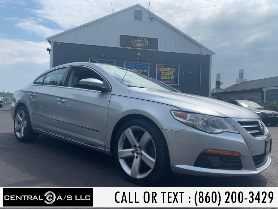 Used Volkswagen CC 4dr Sdn Lux PZEV 2012 | Central A/S LLC. East Windsor, Connecticut