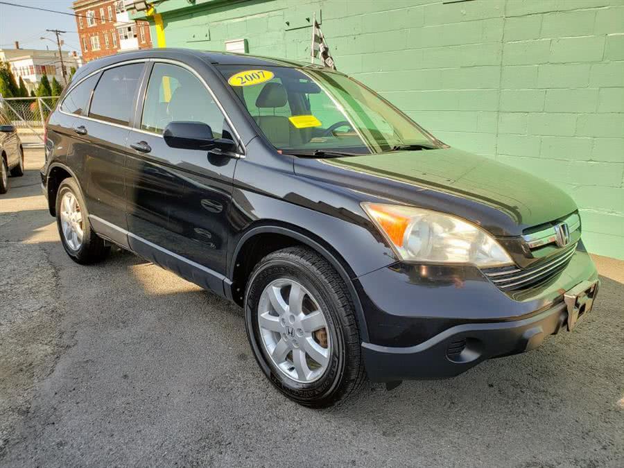 Used 2007 Honda Cr-v in Lawrence, Massachusetts | Home Run Auto Sales Inc. Lawrence, Massachusetts
