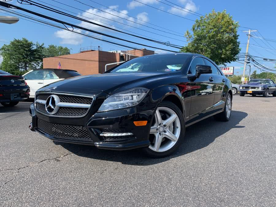 Used 2014 Mercedes-Benz CLS-Class in Plainview , New York | Ace Motor Sports Inc. Plainview , New York