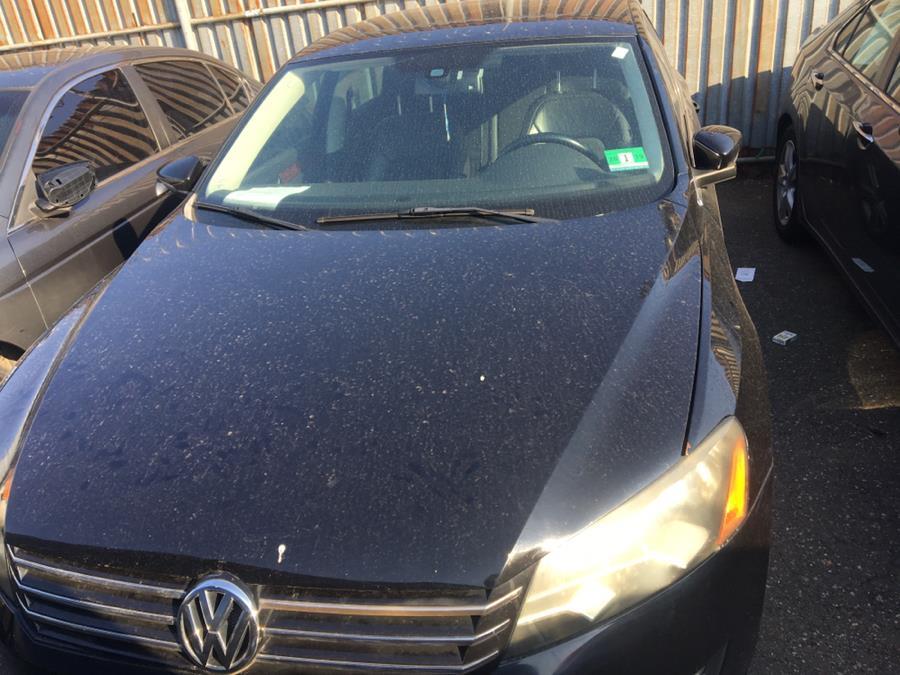 Used Volkswagen Passat 4dr Sdn 3.6L V6 DSG SEL Premium 2012 | NYC Automart Inc. Brooklyn, New York