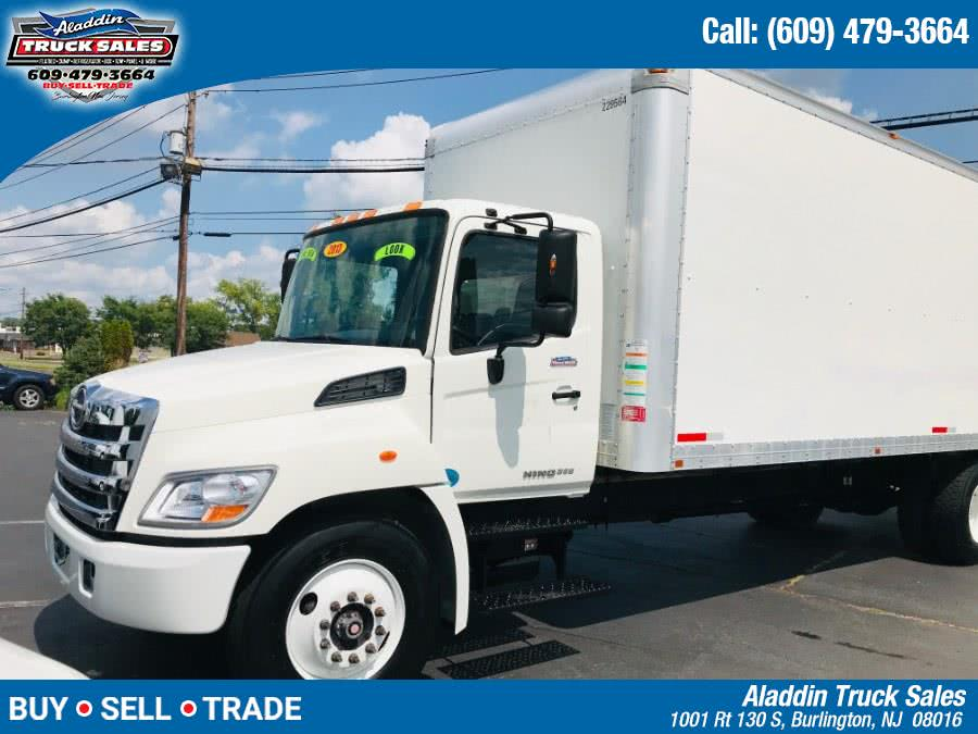 Used 2013 Hino 268 in Burlington, New Jersey | Aladdin Truck Sales. Burlington, New Jersey