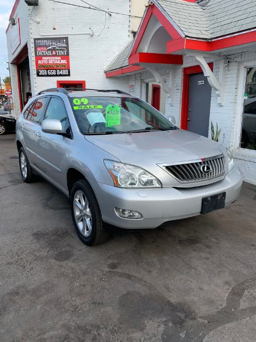 2009 Lexus RX 350 AWD 4dr, available for sale in Stamford, Connecticut | Universal Auto Sale and Repair. Stamford, Connecticut