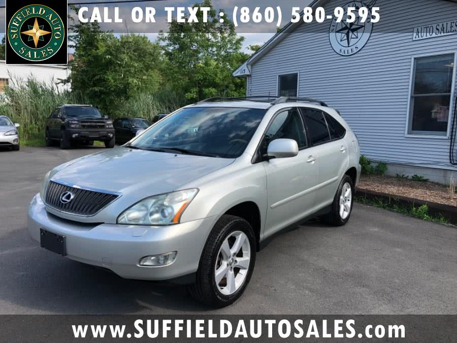 2004 Lexus RX 330 4dr SUV AWD, available for sale in Suffield, Connecticut | Suffield Auto Sales. Suffield, Connecticut