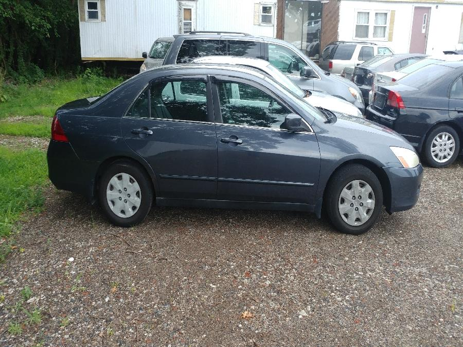 2007 Honda Accord Sdn 4dr I4 AT LX, available for sale in Chicopee, Massachusetts   Matts Auto Mall LLC. Chicopee, Massachusetts